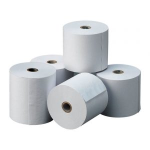 Rollos de papel para impresora